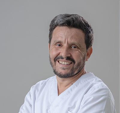Professeur Bernoussi Abdelghani