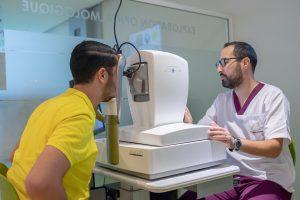 exploration ophtalmologique et orthoptie