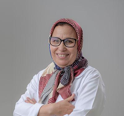 Professeur Benchrifa Fatiha